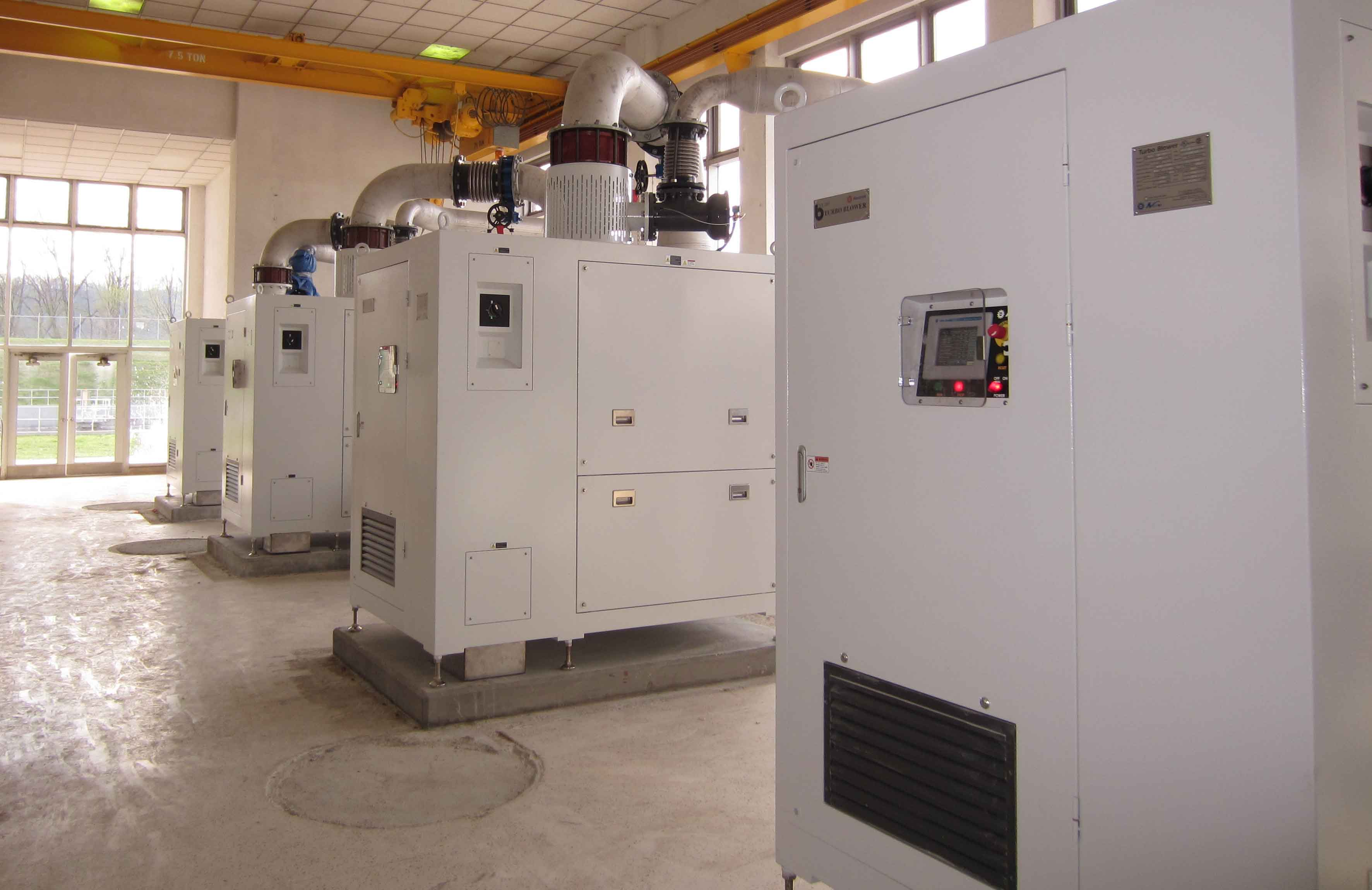 Wastewater Treatment Plant Blowers